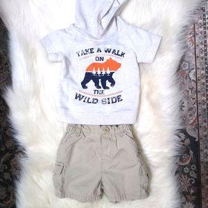 Baby boys outdoor outfit. (Read description)